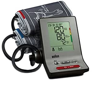 Braun ExactFit 3 Oberarm-Blutdruckmessgerät BP6100