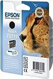 Epson Patrone für Epson Stylus DX 4050 (1x Black) Druckerpatronen für DX4050, 7ml