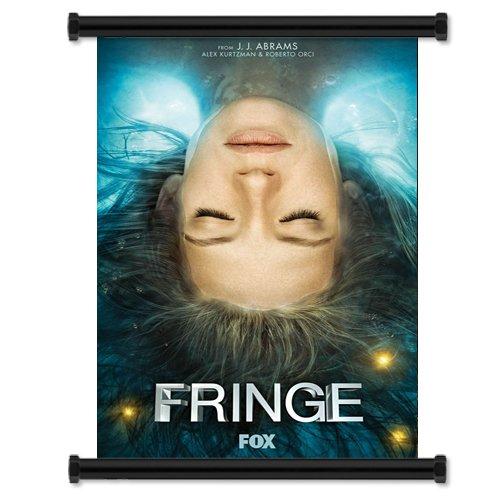 Fringe TV Show Fabric Wall Scroll Poster (40.64 cm x 60.96 cm))