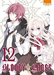Bloody Cross Edition simple Tome 12