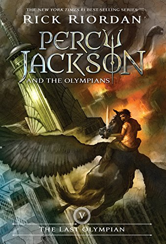 Percy Jackson and the Olympians, Book Five the Last Olympian por Rick Riordan