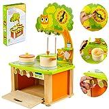 Kinderküche Holz Spielküche