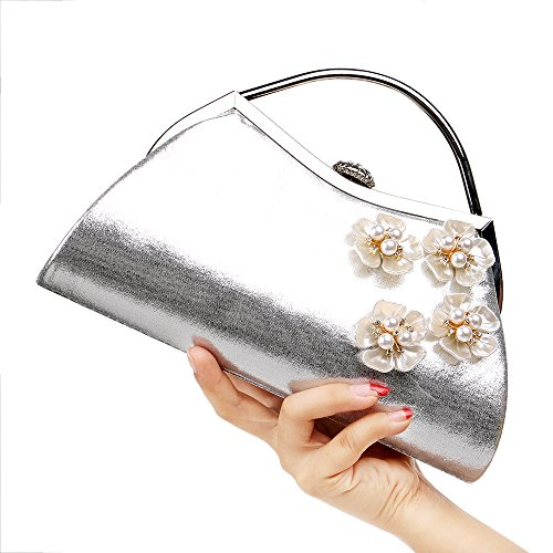 HAPPYTIMEBELT , Pochette pour femme silver