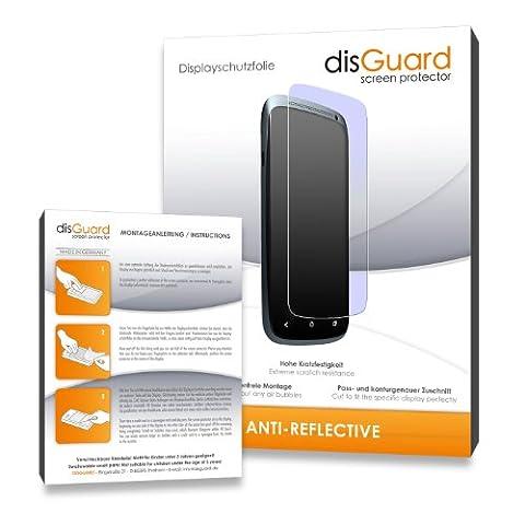 disGuard RX064942 antireflektierend und hartbeschichtet Displayschutzfolie für Garmin Forerunner 310XT / 310-XT (2-er (Garmin 310 Xt)