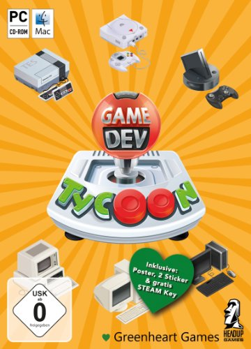 Game Dev Tycoon (Collector's Edition) - [PC]