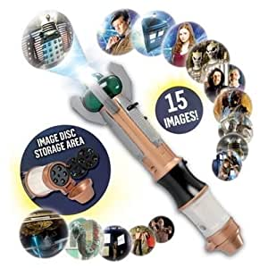 Doctor Who Sonic Screwdriver Projector