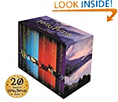 #8: Harry Potter 7 Volume Children'S Paperback Boxed Set: The Complete Collection (Set of  7 Volumes)