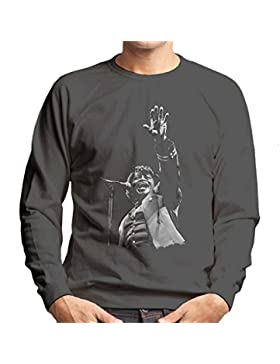James Brown Live At Wembley 1991 Men's Sweatshirt