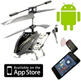 iHelicopter - Lightspeed Android / iPad / iPhone gesteuerter iHelikopter mit Turbo