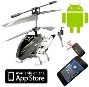 iHelicopter - Lightspeed Android / iPad / iPhone gesteuerter iHelikopter mit Turbo