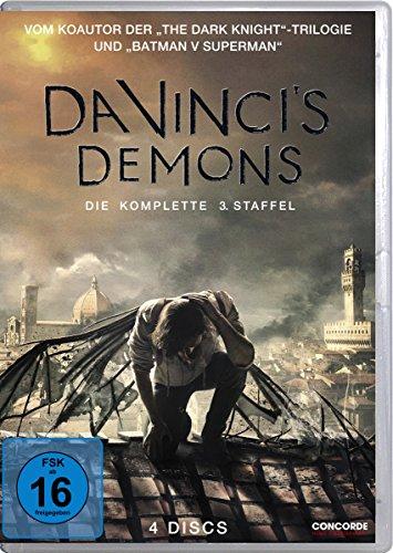 Bild von Da Vinci's Demons - Die komplette 3. Staffel [4 DVDs]