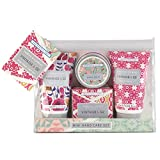Vintage & Co Fabric and Flowers Mini Hand Care Set