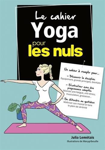 Cahier Coach - Yoga pour les Nuls