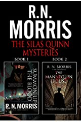The Silas Quinn Mysteries Omnibus: Books 1 and 2 Kindle Edition