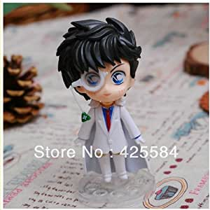 Nendoroid Detective Conan Kid le Phantom Thief visage bras interchangeable 4 pouces PVC Figure Collection de mod¨¨le
