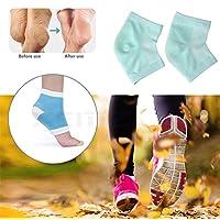 Feuchtigkeitsspendende Gel-Socken, Vented Spa Pads Ventilate Fuß mit Ärmeln, hart, Schmerzlinderung, atmungsaktiv... preisvergleich bei billige-tabletten.eu