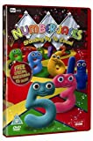 Numberjacks - Standing By To Zoom! [DVD]