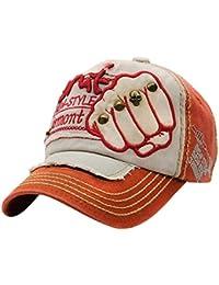 Gaddrt Embroidered Summer Rivet Cap Hats For Men Women Casual Hat Hip Hop Baseball  Caps e96d9c4c6a73