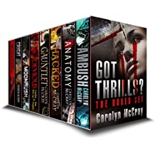 Got Thrills? A genre-spanning anthology including 4 full-length novels + 14 short stories + Bonus Material (A McCray Collection) (English Edition)