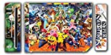 Super Smash Bros Melee Brawl Mario Pikachu Yoshi Mega Man Zelda Sonic Metroid Fire Emblem Video Game Vinyl Decal Skin Sticker Cover for the Nintendo Wii System Console by Vinyl Skin Designs