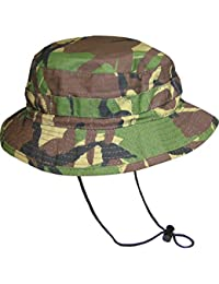 Kombat UK British DPM Special ForcesStyle Bush Hat, Boonie Size 58cm
