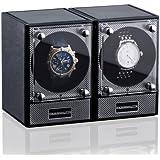 Designhuette Watch Winder Piccolo Carbon - Set 2