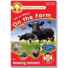 bee bright - Out & About on the Farm - Amazing Animals! - Justin Fletcher
