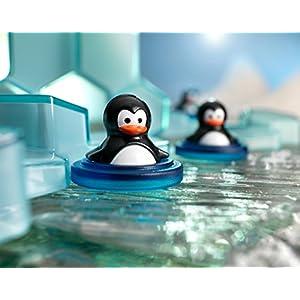 SmartGames – SG 431 ES – Pingüinos de buceo – Juego de rompecabezas y colocación