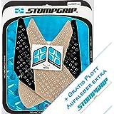 Stomp Grip Réservoir Pads–Yamaha YZF R1Bj. 2007–2008–Clair