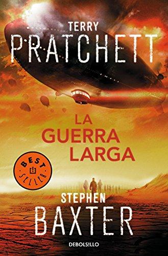 La Guerra Larga (La Tierra Larga 2) (BEST SELLER) por Terry Pratchett