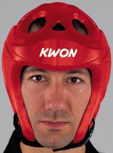 KWON Shocklite Kopfschutz CE S/M blau