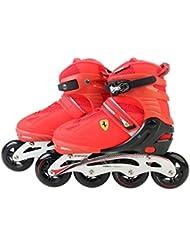 Ferrari Skate Inline Juego fk13 Rojo rojo