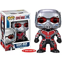 "POP! Bobble - Marvel: Captain America CW: 6"" Giant-Man"