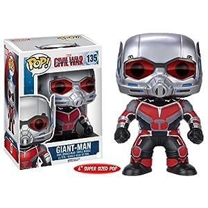 POP Bobble Marvel Captain America CW 6 Giant Man