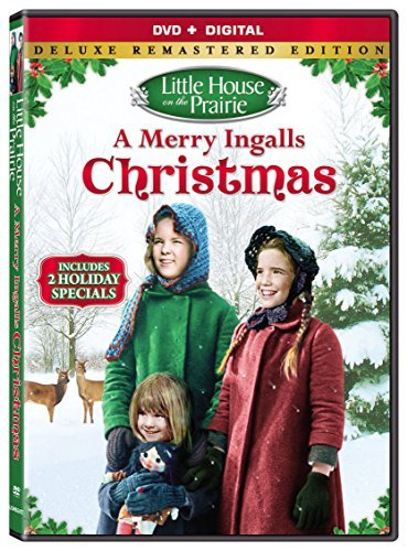 Little House On The Prairie: A Merry Ingalls Christmas [DVD] by Michael Landon (Prairie-film On The House Little)