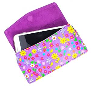 DooDa PU Leather Case Cover With Magnetic Closure For Samsung Galaxy Avant