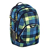 Coocazoo 138705 Rucksack 'EvverClevver2' Lime District