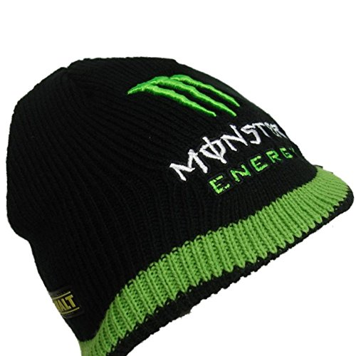 Tech3 BSB Monster Energy schwarz Beanie Hat
