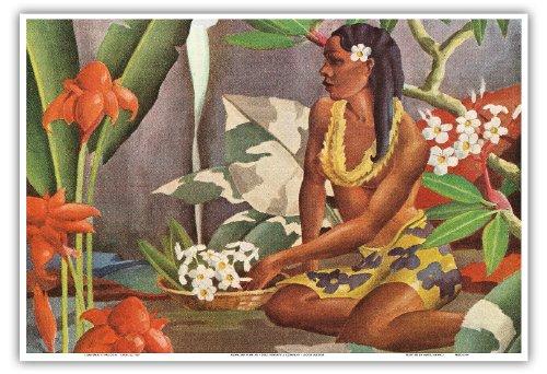 wahine-hawaiano-mujer-empresa-de-pina-dole-revista-vintage-anuncio-por-lloyd-sexton-c1935-hawaiian-m