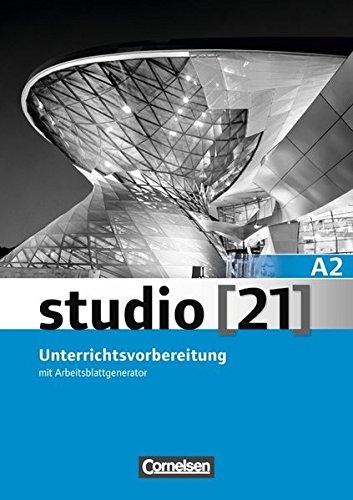 Studio 21: Unterrichtsvorbereitung A2 (Print)