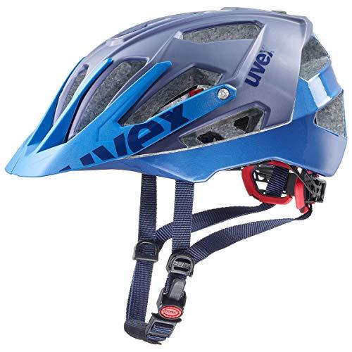 Uvex Quatro MTB Fahrrad Helm blau 2019: Größe: 52-57cm