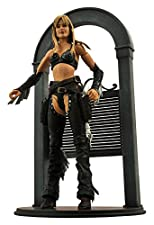 Walk down the right back alley in Sin City and you can find anything, but you don't need to live in Sin City to get high-quality action figures of the movie's main cast! This exclusive full-color figure of Jessica Alba as Nancy Callahan is based on h...