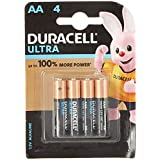 Duracell Alkaline AA Battery - 12 Pieces (Black/Brown)