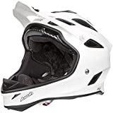 Airoh Casque de VTT Downhill SE101 Color – Gloss Blanc