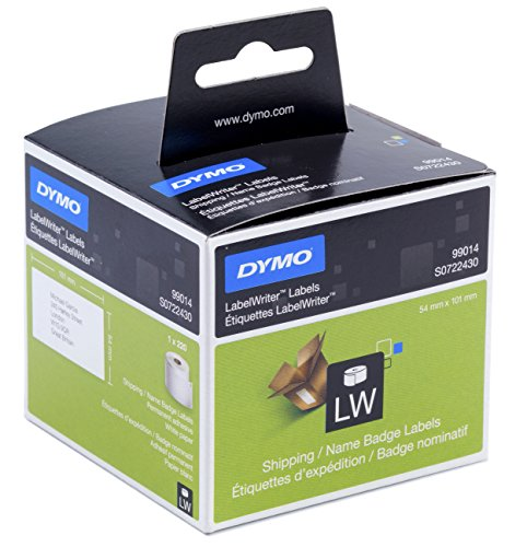 dymo-s0722430-labelwriter-large-shipping-labels-name-badges-101-x-54-mm-roll-of-220-black-print-on-w