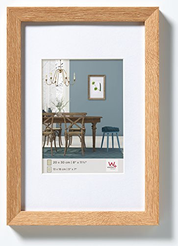 13x18cm Senza Passepartout Set di 10 Nero Giftgarden Cornice per Foto da Parete in Legno Sintetico 10x15cm Passepartout Incluso