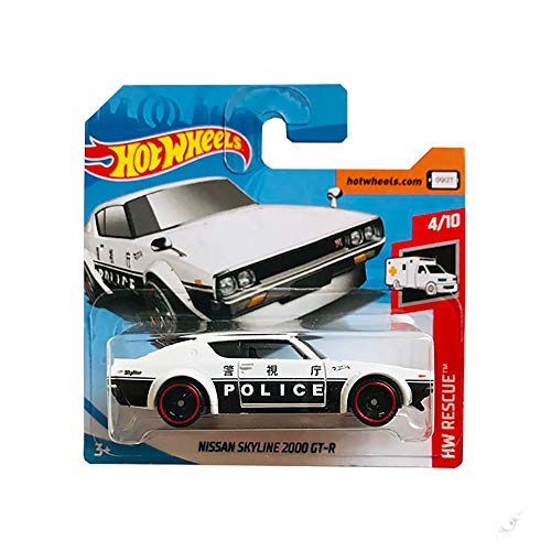 Hot Wheels Nissan Skyline 2000 GT-R 160/250 2019