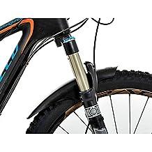 mudhugger Suspensión MTB–Juego de guardabarros para bicicleta de montaña–Traje
