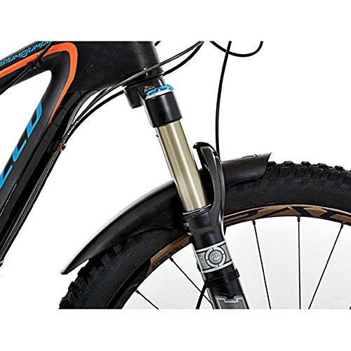 Mudhugger MTB Vorder-Schutzblech für Mountain-Bike mit Federung–Shorty