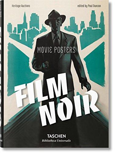 Film Noir Movie Posters-Trilingue (Bibliotheca Universalis)
